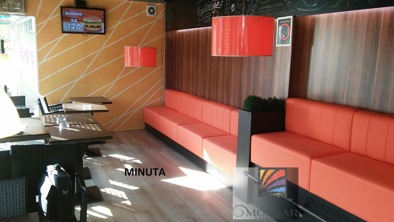 Restoran - Minuta, Novi Sad