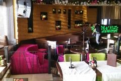 Giardino  -  klub i restoran, Novi Sad