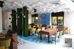 Cubo -  concept bar and restaurant, Nov Sad